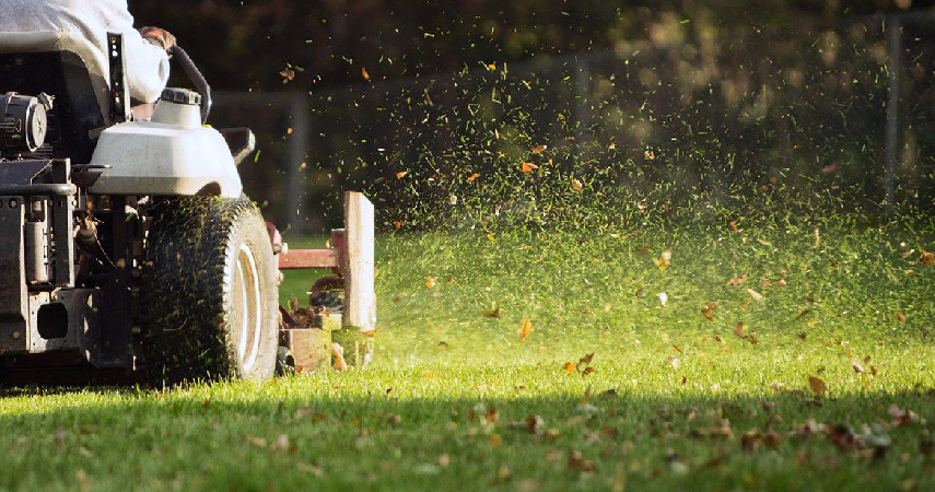 Commercial and residential lawn care, grass cutting | Precision Lawn Care