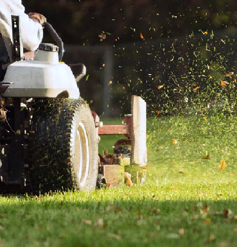 Grass Cutting & Lawn Maintenance Services from Precision Lawn Care